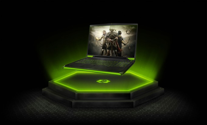 NVIDIA GeForce 800M Series - Suspended Notebook