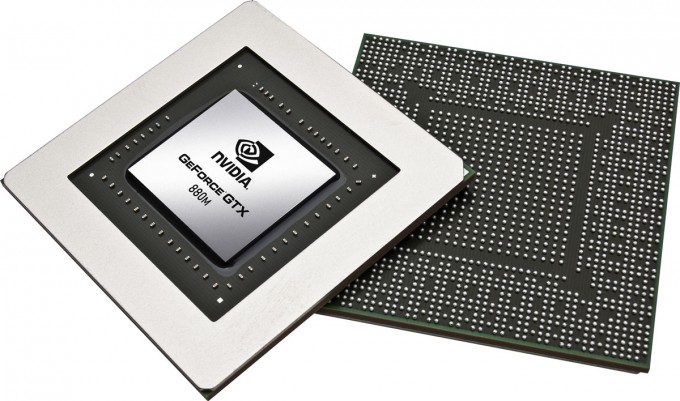 NVIDIA GeForce GTX 880M Chip