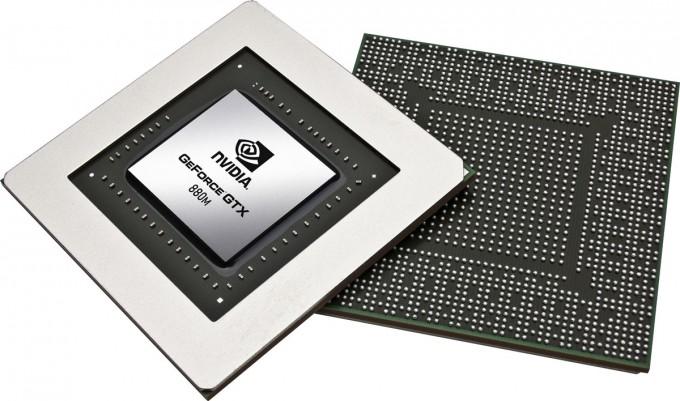 NVIDIA GeForce GTX 880M Chip