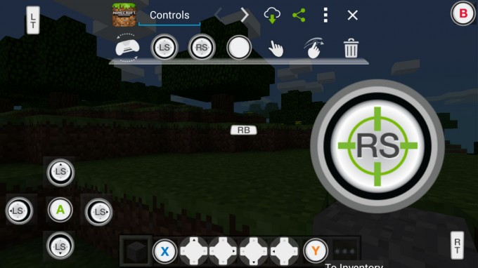 NVIDIA SHIELD Update Spring 2014 - Updated Gamepad Mapper