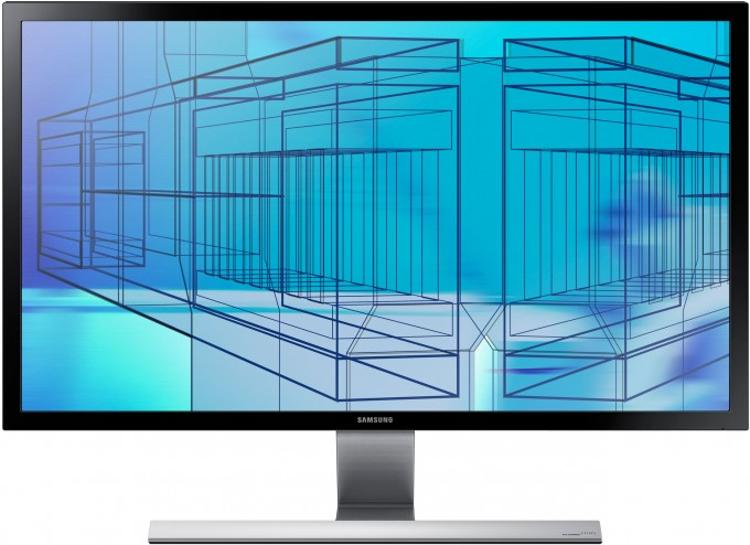 Samsung U28D590D 4K Display