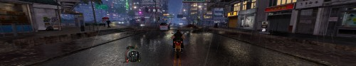Sleeping Dogs - Best Playable Multi-Monitor - AMD Radeon R9 290X
