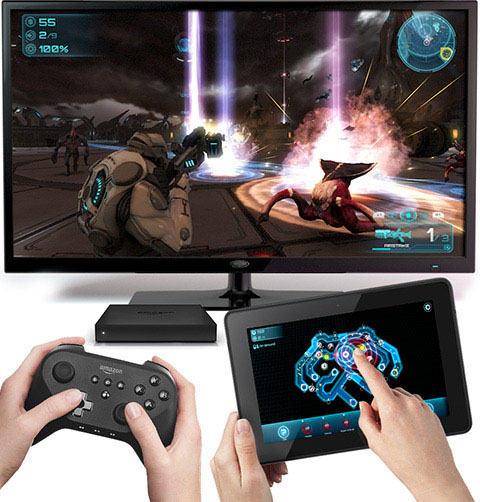Amazon Fire TV Gamepad