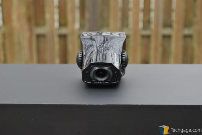 PAPAGO! P2 Pro Dashcam - Camera Lens