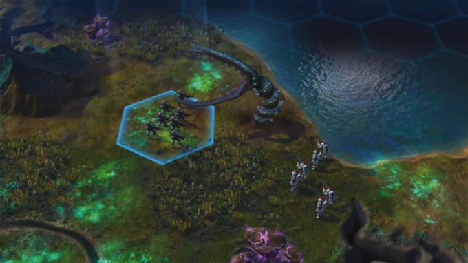 Civilization - Beyond Earth Gameplay