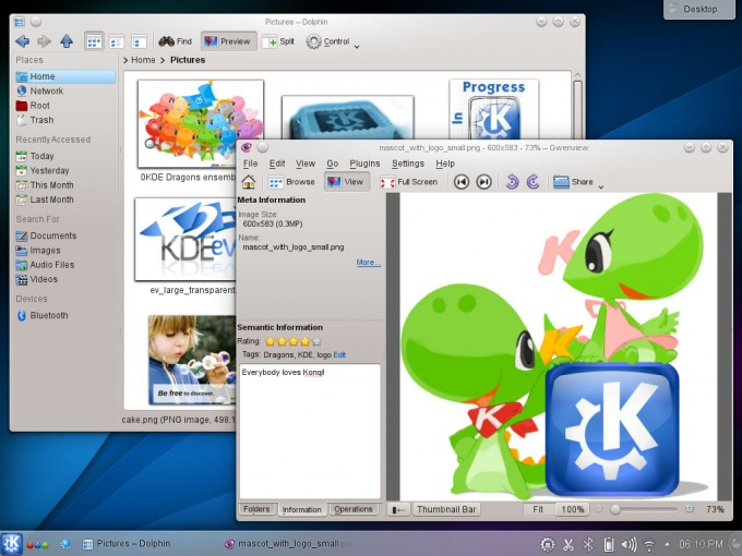 KDE 4.13 Applications