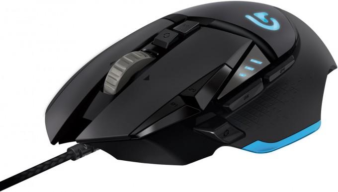 Logitech G502 Proteus Mouse