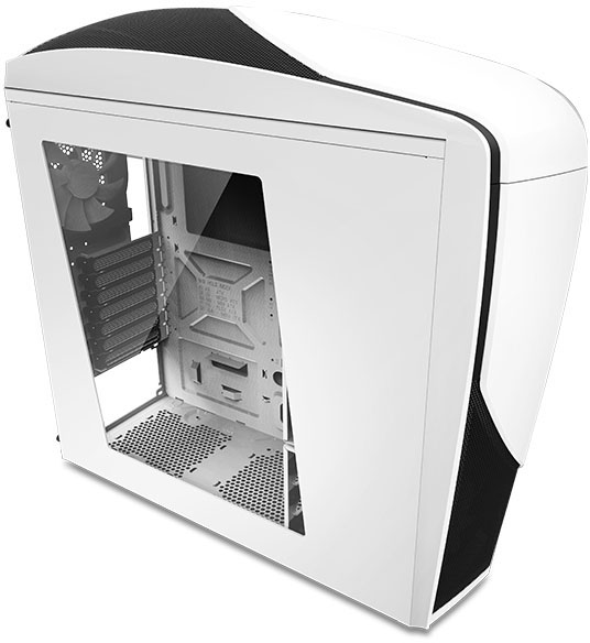 NZXT Phantom 240 Mid-tower Chassis - Angle