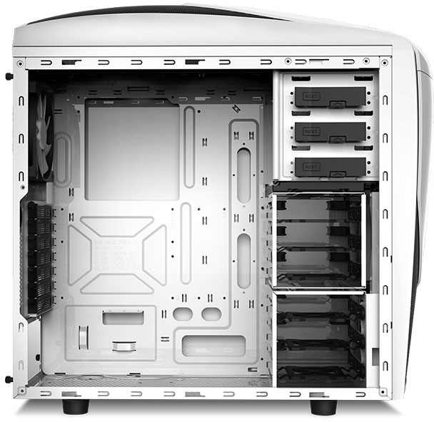 NZXT Phantom 240 Mid-tower Chassis - Side