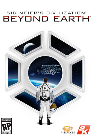Sid Meier's Civilization Beyond Earth - Box Art