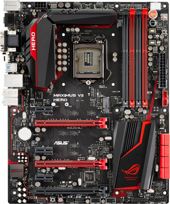 ASUS MAXIMUS VII HERO Motherboard