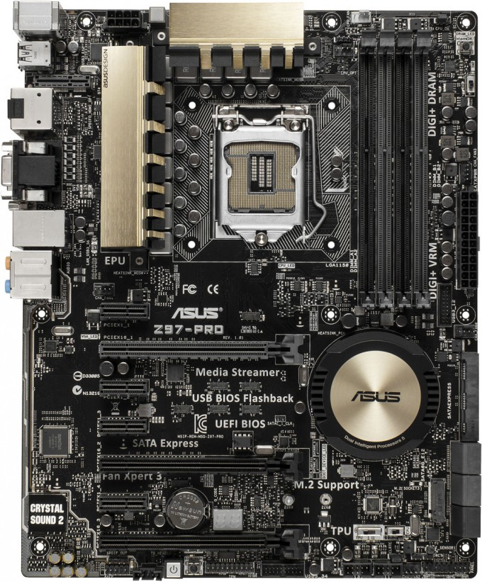 ASUS Z97-PRO Motherboard