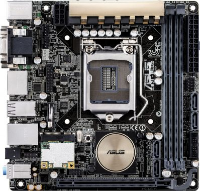 ASUS Z97I-PLUS mini-ITX Motherboard Review – Techgage