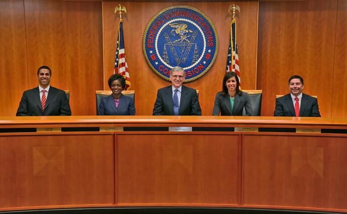 FCC Commissioners - 2013