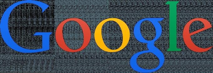 Google Company Logo 2013