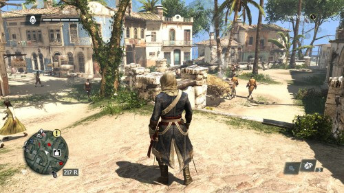 Assassin's Creed IV Black Flag - Best Playable - EVGA GeForce GTX 760 SC