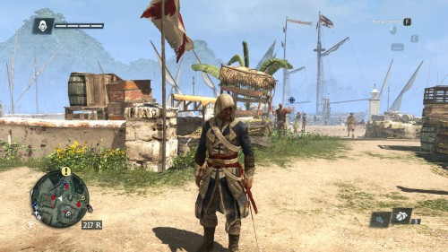 Assassin's Creed IV Black Flag - Best Playable - NVIDIA GeForce GTX 760