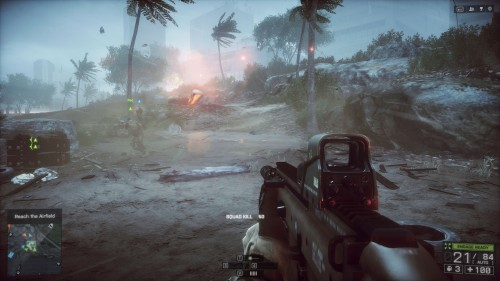 Battlefield 4 - Best Playable - EVGA GeForce GTX 760 SC