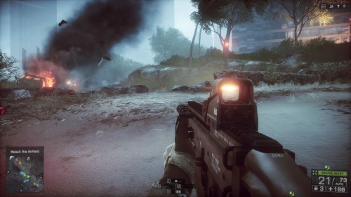 Battlefield 4 - Best Playable - NVIDIA GeForce GTX 760