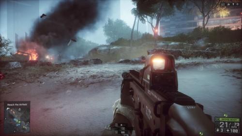 Battlefield 4 - Best Playable - NVIDIA GeForce GTX 760