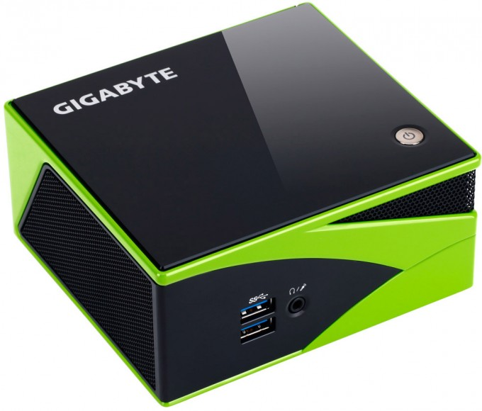 GIGABYTE BRIX Gaming PC