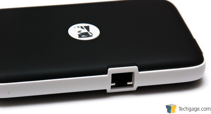 Kingston MobileLite Wireless G2 - Wired LAN