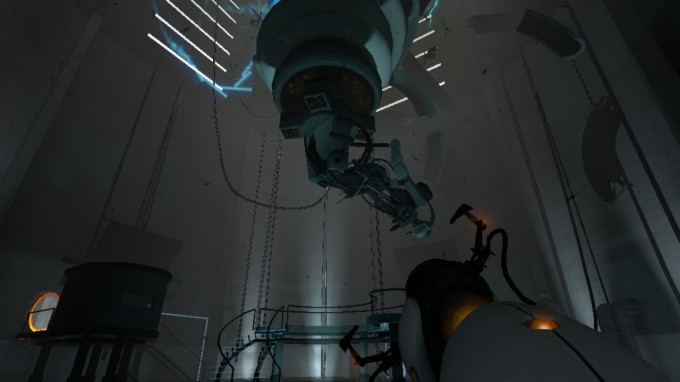 Portal 2 for NVIDIA SHIELD