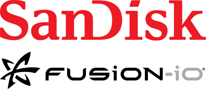SanDisk and Fusion-io