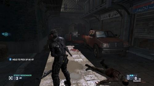 Tom Clancy's Splinter Cell Blacklist - Best Playable - EVGA GeForce GTX 760 SC