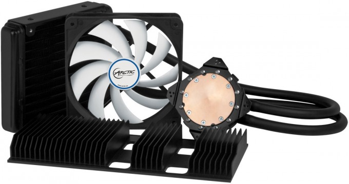 Arctic Accelero Hybrid II-120 GPU Cooler