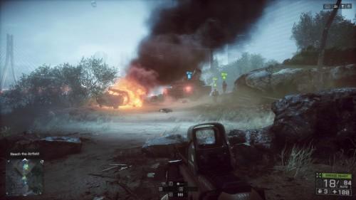 Battlefield 4 - Best Playable - Sapphire Radeon R9 280 Dual-X