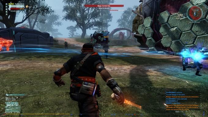 Defiance - Major Arkfall