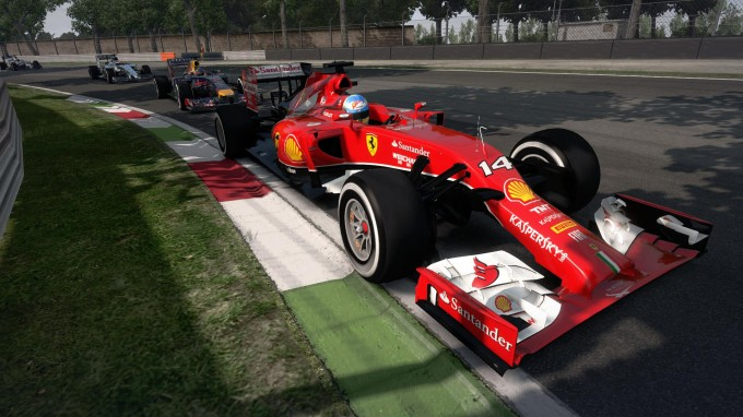 F1 2014 - Game Screenshot