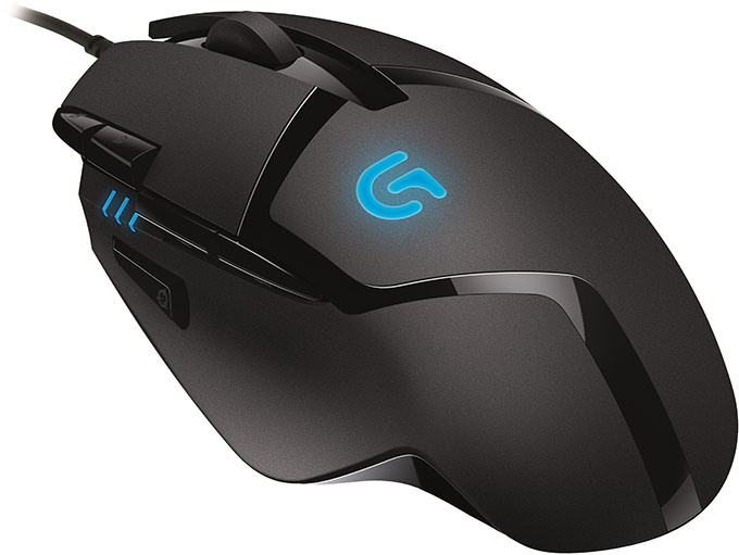 Logitech G402 Hyperion Fury Gaming Mouse