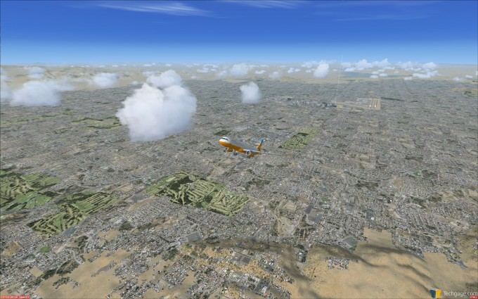 Microsoft Flight Simulator - Las Vegas