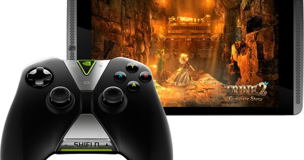 Tegra K1 Gaming is Near: NVIDIA SHIELD Tablet & Controller