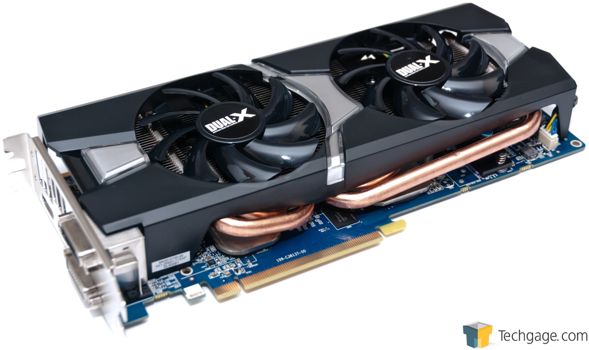 sapphire radeon r9 280 dual x 3gb graphics card review techgage. Black Bedroom Furniture Sets. Home Design Ideas