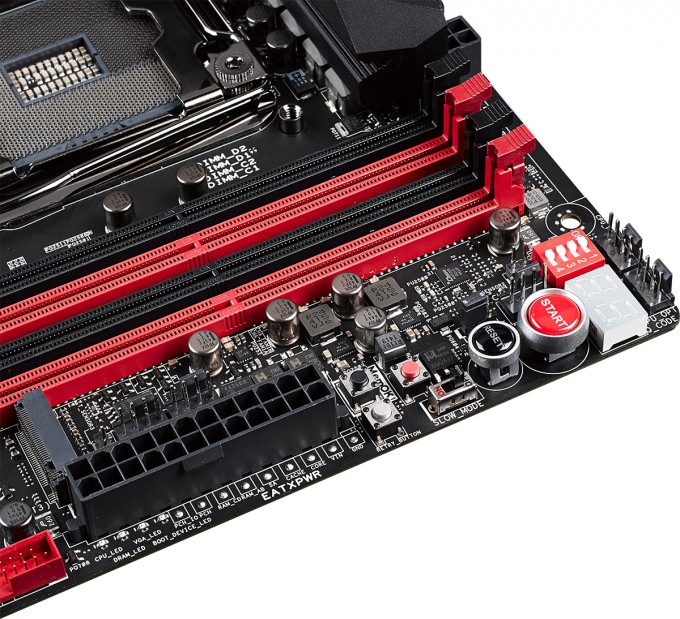 ASUS Republic of Gamers Rampage V Extreme - Overclocking