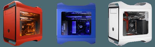 BitFenix Prodigy M - Windowed