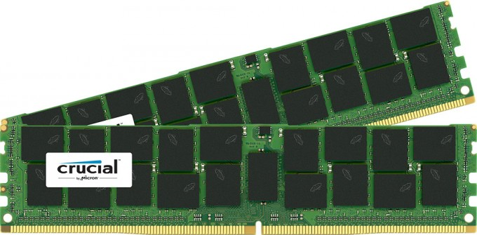 Crucial DDR4 16GB Kit
