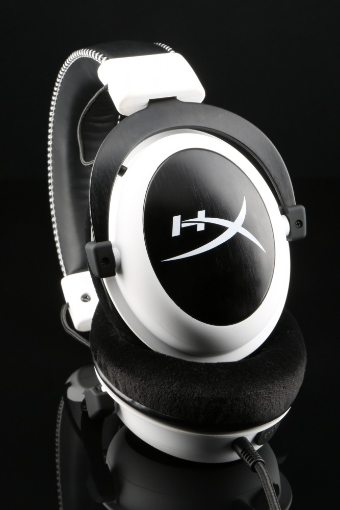 Kingston HyperX Cloud White Headset