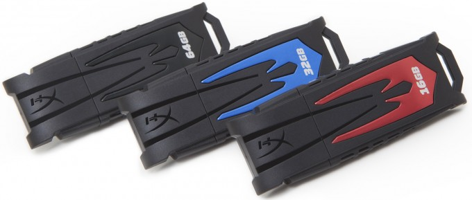 Kingston HyperX Fury Flash Drives