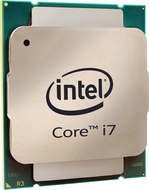 Intel Haswell-E - Processor Close-up