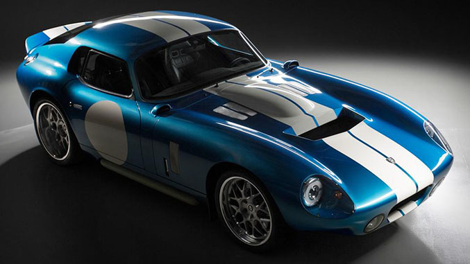 Meet The Renovo Coupe First American All Electric Supercar