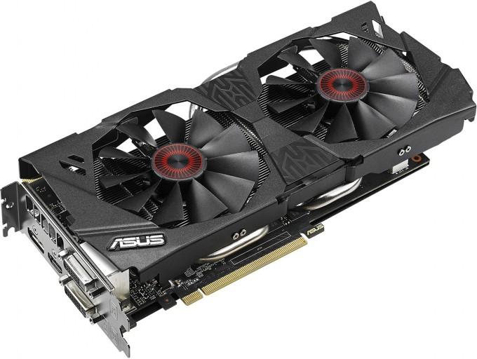 ASUS GeForce GTX 970 STRIX Edition