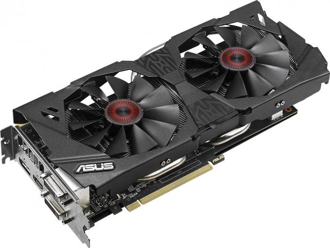 ASUS GeForce GTX 970 Strix - Overview