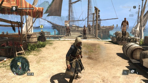 Assassin's Creed IV Black Flag - Best Playable - ASUS GeForce GTX 970 Strix