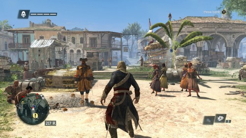 Assassin's Creed IV Black Flag - Best Playable - ASUS Radeon R7 250X