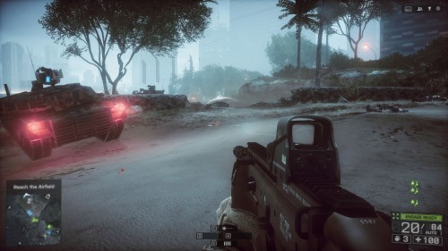 Battlefield 4 - Best Playable - ASUS Radeon R7 250X