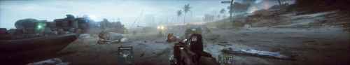 Battlefield 4 - Best Playable Multi-Monitor - NVIDIA GeForce GTX 980